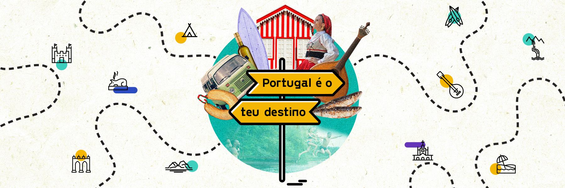Portugal é o Teu Destino_Banner