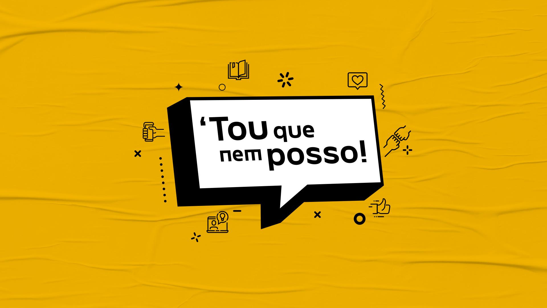 Logo Livestream 'Tou que nem Posso