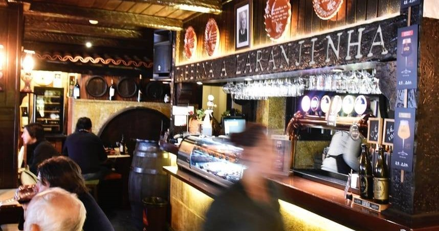 Taverna A Laranjinha