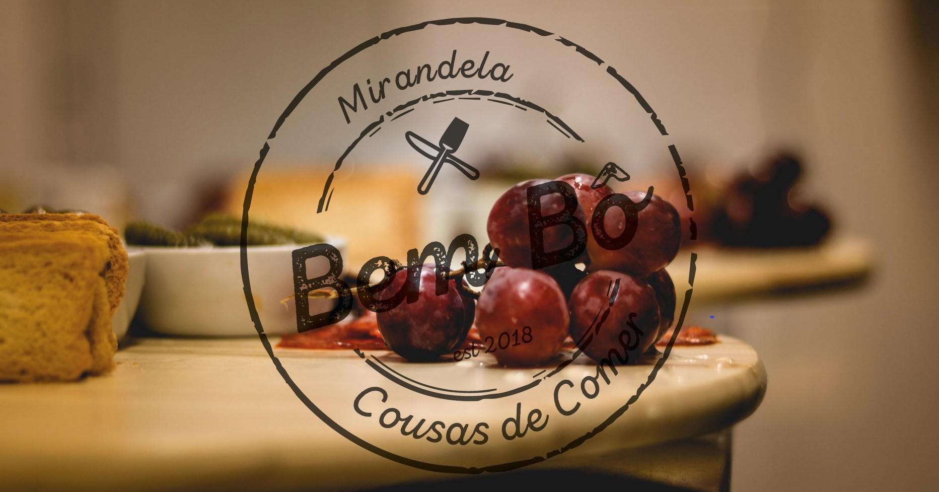 Logo Restaurante Bem bô Mirandela