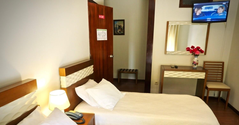 Quarto de Hotel Globo em Mirandela