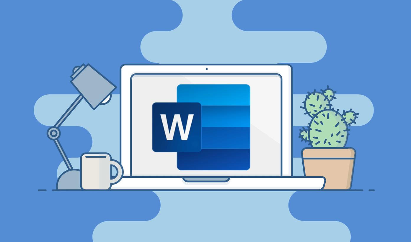 Ilustração Microsoft Word