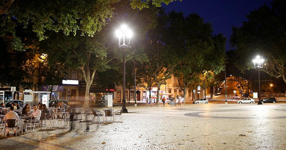Coimbra Praça da República