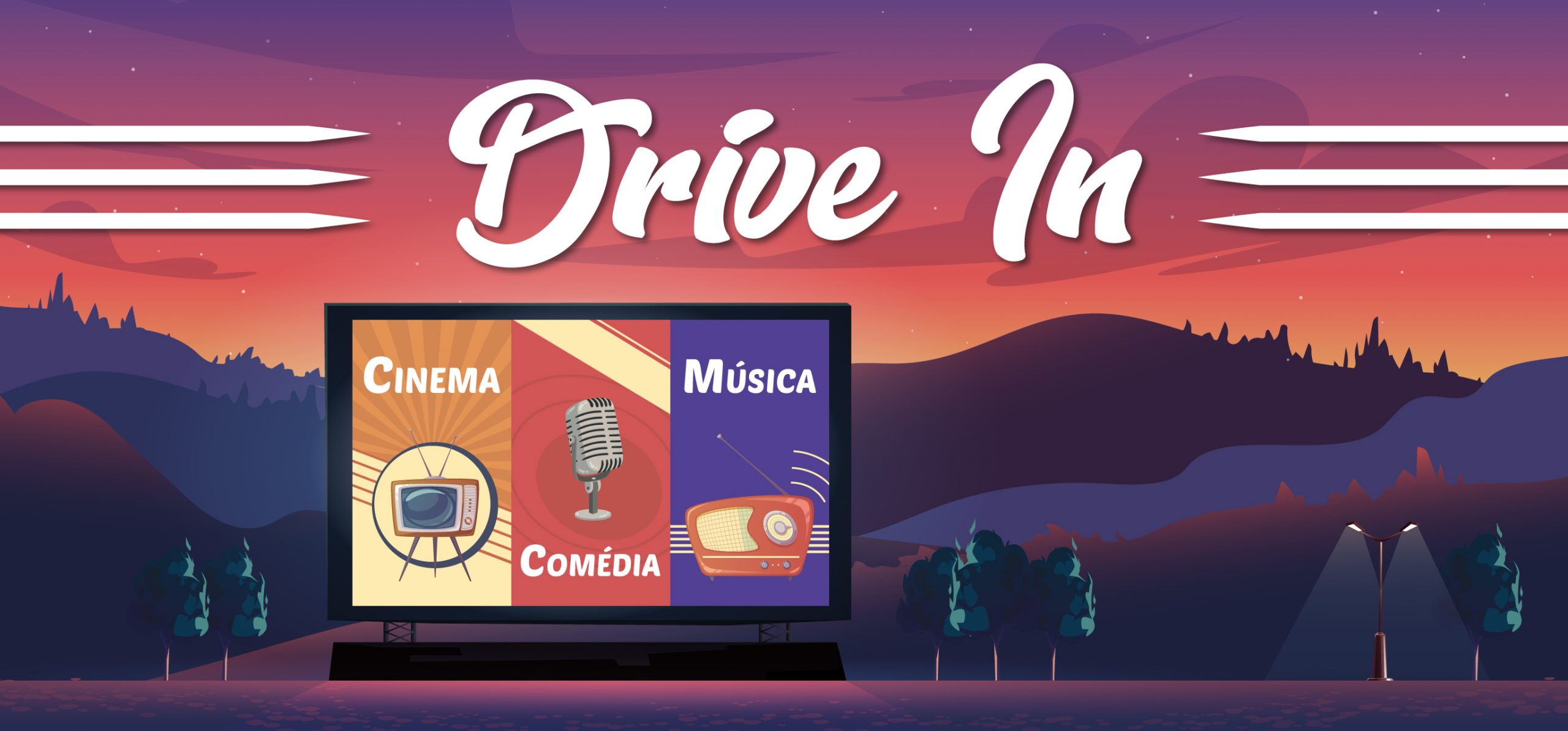 Drive In FCT Banner