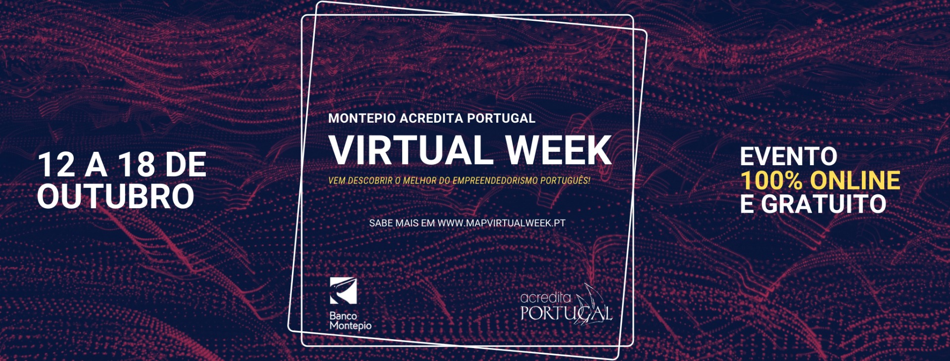 Banner Montepio Acredita Portugal