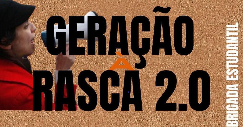 Manifesto Geração à Rasca 2.0