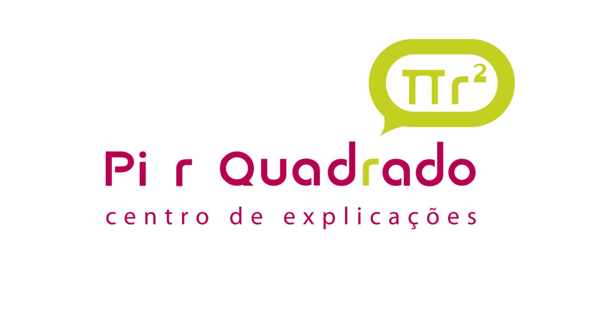 Logo Centro de Explicações Pi R Quadrado