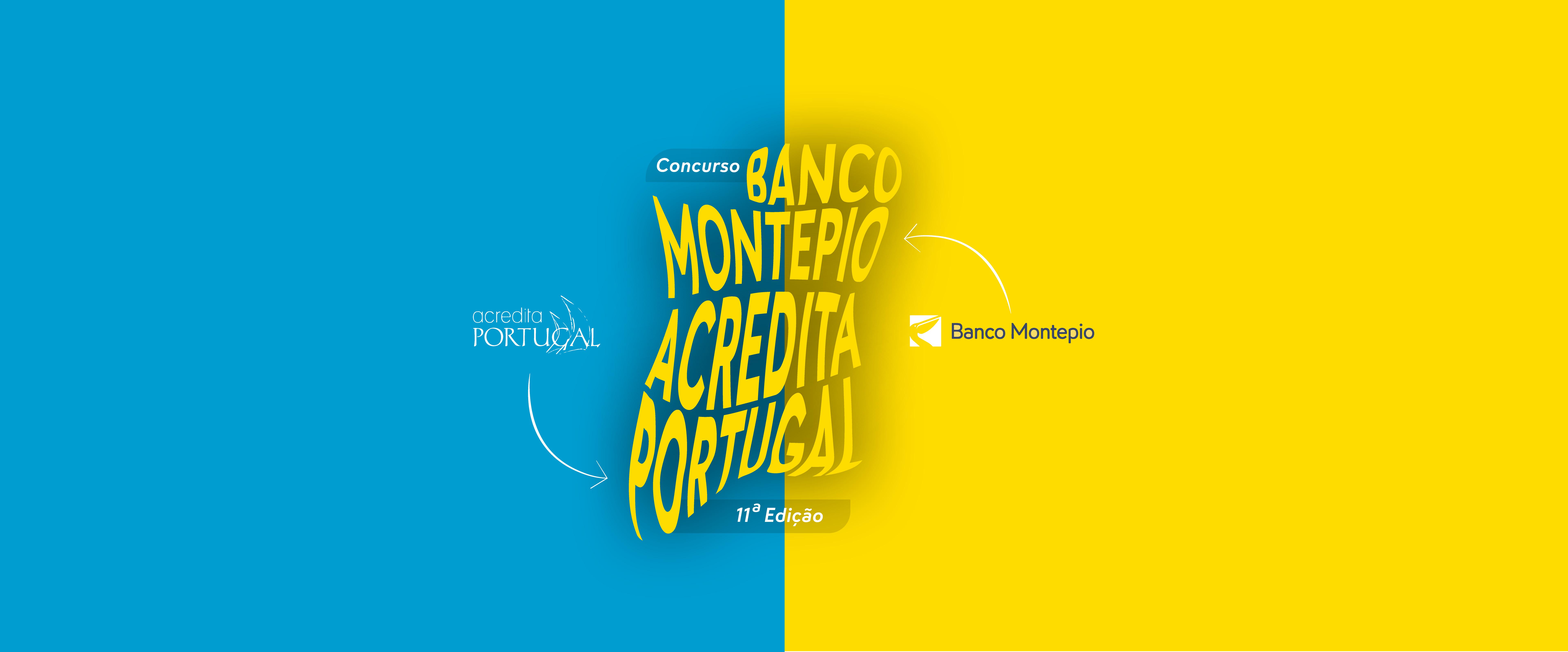 Banner Concurso Montepio Acredita Portugal