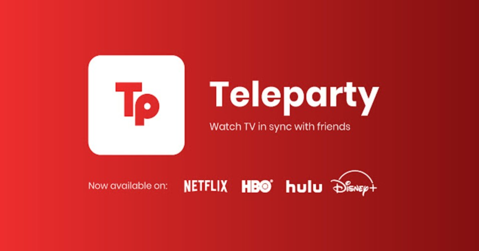 Logo Teleparty