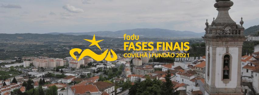 Banner Fases Finais dos Campeonatos Universitários na Beira Interior