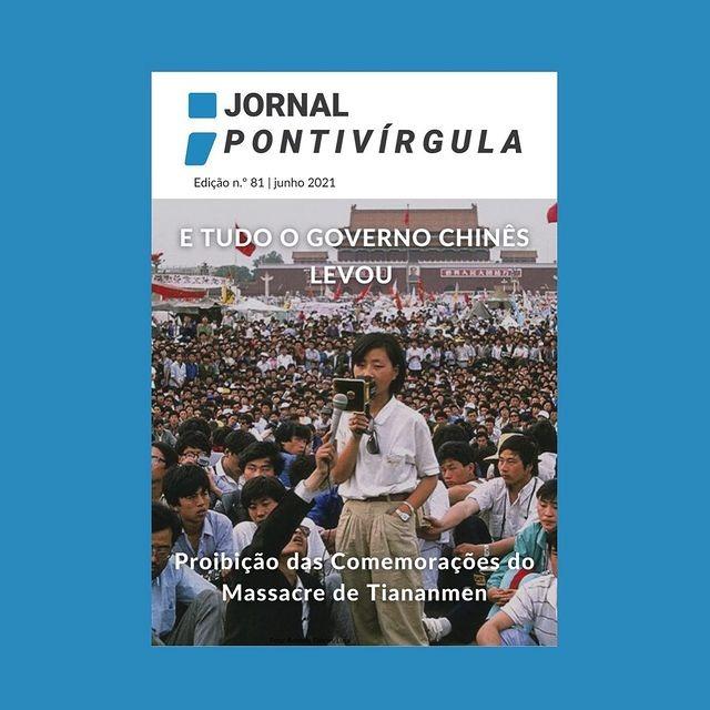 capa pontivirgula edição jun 2021